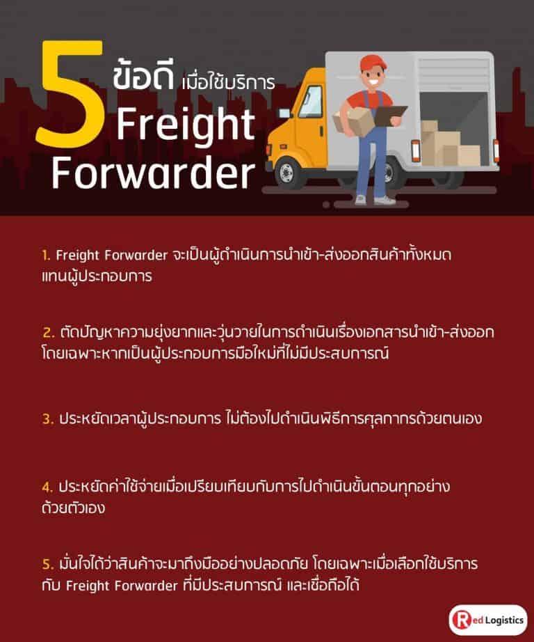 5 ข้อดีเมื่อใช้บริการ Freight Forwarder -Redlogislics freight forwarder Freight Forwarder เทรนด์มาแรงของธุรกิจโลจิสติกส์ปี 2563 5                                                           Freight Forwarder Redlogislics 768x922